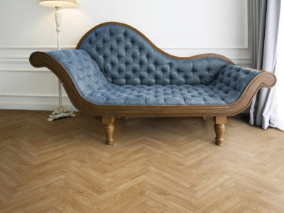 Lounge with Chateau Honeyoak flooring