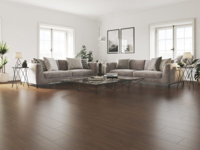 Living Room with Furlong flooring