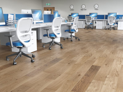 Office Setting with Furlong flooring
